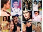 South Indian Actresses Childhood Photos
