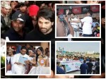 Actor Allu Arjun His Wife Kochi Fanse Give Big Surprise