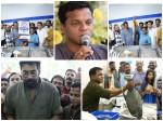 Dharmoos Fish Hub Kottayam Inaugurate Biju Menon