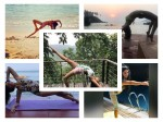 Actoress Kavitha Kaushik Bikkini Yoga Pics