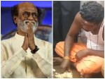 Rajinikanth Fans Eat Man Soru Success The Film