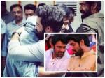 Rrr Prabhas Rana Daggubati Others Attend S Rajamouli S Film Lauch
