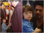 Shahrukh Khan S Son Abram Khan Angry On Media