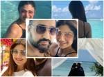 Shilpa Shetty Celebrates Wedding Anniversary With Raj Kundra In Maldies