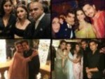 Diwali Celebration Party At Srk S Home Pics Viral