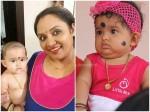 Uppum Mulakum Fame Nisha Sarangh Shares An Adorable Photo With Parukutty