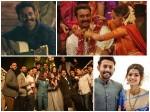 Harisree Ashokan Son Arjun Ashokan Sing Song Wedding Reception