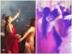 Aishwarya Rai Bachchan Hugging Deepika Padukone On The Dance