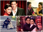 Shahrukh Says About Deepika Padukone Their Relationship