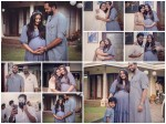Actor Lal S Daughter Baby Shower Pics Viral In Social Media