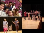 Mollywood Celebrities At The Rehearsal Camp Onnanu Nammal