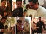 Abhishek Bachchan Explains Why Amitabh Aishwarya Shah Rukh Served Food
