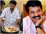 Mammooty Serve Biriyani Unda Location Video Viral