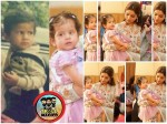 Dulquer Salmaan S Little Princess Like Him
