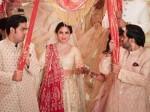 Ambanis Emotional As Lata Mangeshkar S Rendition Gayatri Mantra Plays Daughter Isha Wedding