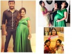 Priya Mohan Blessed With A Boy See Poornima Indrajith S Post