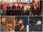 Odiyan Audio Launch Mohanlal Majnu Warrier Speech