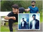 Mohanlal And Pranav Mohanlal Teaser Same Day