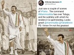 Prithviraj Praises Mammootty S Yatra Telugu Dubbing