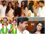 Year End Special Dileep And Kavya Madhavan Happy With Family
