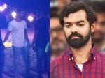 Pranav Mohanlal Shoots A New Year Bash Scene In Varkala
