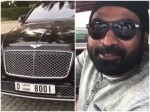 Suraj Venjaramoodu Test Driving Luxury Xuv