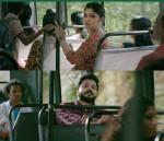 Aparna Balamurali And Krishna Shankar In Comedy Stars