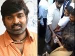 Vijay Sethupathi Location Video Kavalam Achamma Died