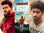 Pariyerum Perumal Fame Kathir In Thalapathy 63 Movie