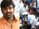 Vijay Sethupathi S Location Video Viral