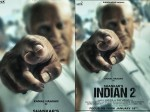 Indian 2 Movie First Look Poster Released