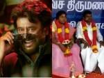 Rajinikanth Fans Got Married At Chennai Theatre