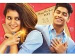 Oru Adaar Love Movie Telugu Version First Look