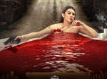 Hansika S Bloody New Year Wish