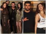 Malaika Arora Arjun Kapoor Spotted On Dinner Date