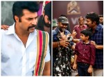Director Vyshakh S Daughter S Birthday Celebration At Madhuaja Location