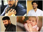 Dulquer Salman Share Picture About Daughter Maryam