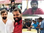 Pranav Mohanlal S Irupathiyonnam Noottandu Making Video Viral