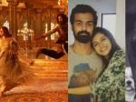 Kalyani Priyadarshan Pranav Mohanlal Dance In Marakkar Pics Viral