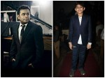 Ar Rahman His Son Ameen Ring Birthday Together