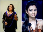 Singer Rajalekshmi Says About Shreya Ghoshal