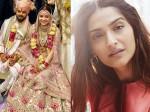 Sonam Kapoor Cried After Seeing Anushka Sharmas Wedding Photos Actor Admits On Talk Show