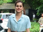 Taapsee Pannu Refuses To Work In A Commercial With Ranbir Kapoor