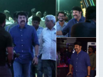 Mammootty Peranbu Trailer Launch Pics And Video Viral