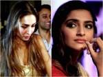 Sonam Kapoor Unhappy With Arjun Kapoor Malaika Arora Relation
