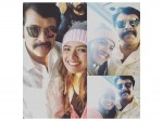 Amrutha Suresh About Her Meeting With Mammootty