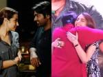 Vijay Sethupathi And Trisha In 96 Movie 100th Day Celebration
