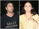 Ranbir Kapoor Again Fight With Alia Bhatt At Valentine Day