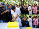 Madhura Raja Team Celebrated The Success Of Peranbu Movie