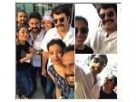 Rajisha Vijayan June Team Meets Mammootty